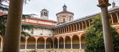В Милане открылась выставка «Новые галереи Леонардо»