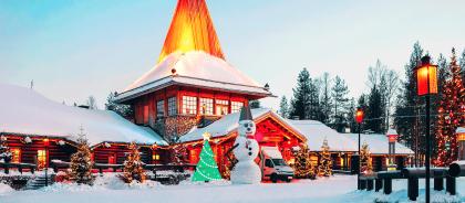 Рождество и Новый год в Европе — куда поехать?