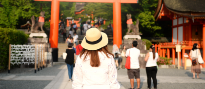 Опрос показал, сколько туристы путешествовали в 2019 году