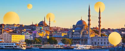Главное о Стамбуле: аэропорты, транспорт, отели