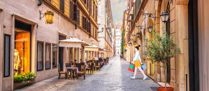 Заметка: 6 правил шопинга по-итальянски