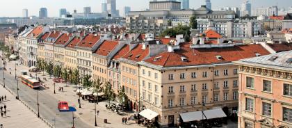 Что посмотреть в Варшаве за два дня