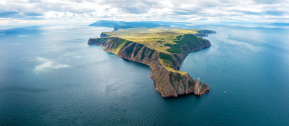 Google назвала 15 самых живописных мест в России