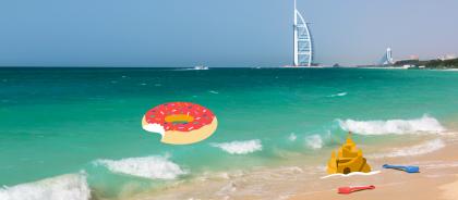 Куда поехать в феврале 2020 на море с детьми