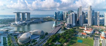 «Аэрофлот» в октябре начнёт летать в Сингапур
