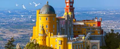 Дворцы и замки Синтры: 6 мест, которые нельзя пропустить
