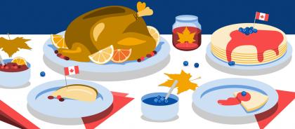 Традиции Канады
