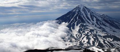 Авачинский вулкан снова доступен для туристов