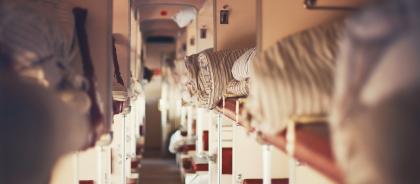 В РЖД рассказали о часто забываемых в поездах вещах
