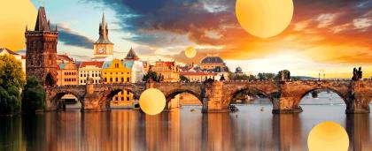 Топ-5 бронируемых отелей в Праге