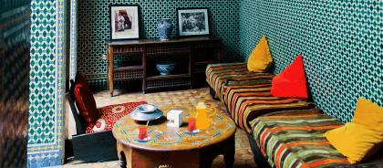 Путешествуй не выходя из дома: Марокко