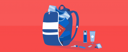 Маски, перчатки, антисептики: что брать в путешествия