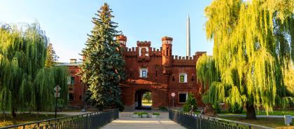 Брестская крепость: история, фото и интересные факты