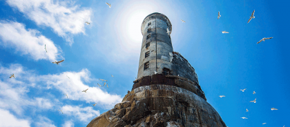 Маяки России: 10 живописных мест