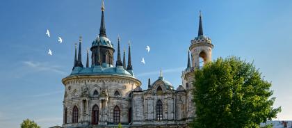 Усадьбы Москвы и Санкт-Петербурга: 10 мест для поездки на выходные