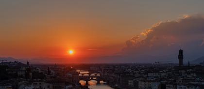 Флоренция распахивает «винные окна»