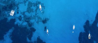 Отдых будущего: плавучий отель Punta de Mar в Испании