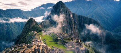 Дождался: в Мачу-Пикчу пустили единственного туриста