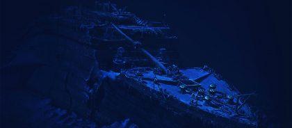 Погружения к легендарному Титанику стартуют в 2021 году