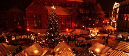 Рождественская ярмарка на автомобилях пройдет в Баварии