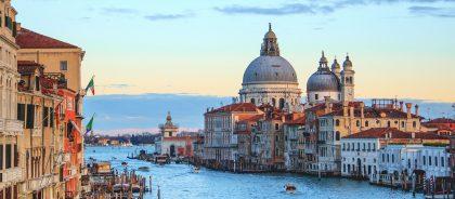 Введение туристического сбора в Венеции перенесли на 2022 год