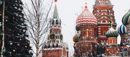 Москва и Санкт-Петербург выиграли туристический «Оскар»