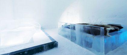Ледяной отель в Швеции запустил виртуальные туры