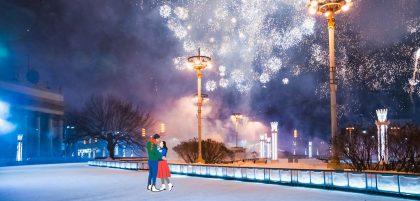 Где покататься на коньках в Москве: обзор катков 2020-2021