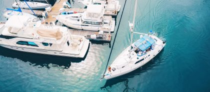 В Санкт-Петербурге запустится сервис аренды яхт
