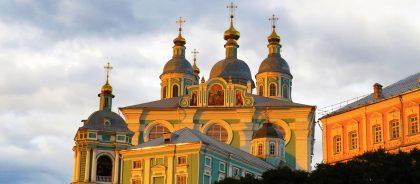 Появилась карта исчезающего архитектурного наследия России
