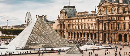 Мона Лиза ушла в онлайн: Лувр опубликовал всю коллекцию