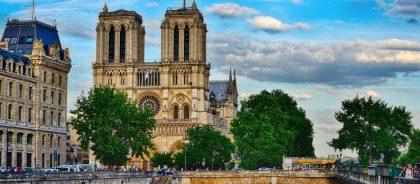 Собор Парижской Богоматери откроют в 2024 году