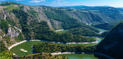Природа Сербии: каньоны, горы, ущелья, национальные парки