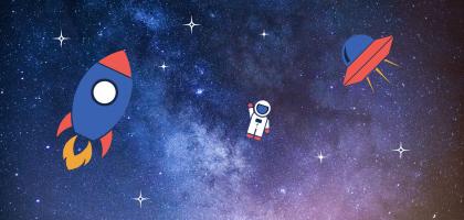 Тест для космических мечтателей и промокод в подарок