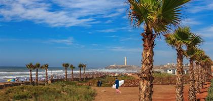 Отели в Касабланке: сколько стоит отдых в Марокко