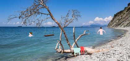 Во всей красе: нудистские пляжи России