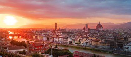 По следам мыслителей: в Италии появился железнодорожный маршрут по «землям Данте Алигьери»