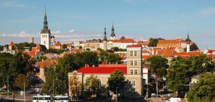 Эстония открыта для туристов