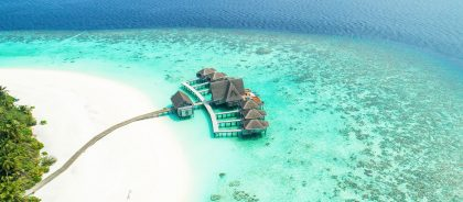 Мальдивы вводят налог на въезд
