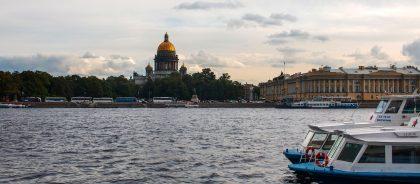 Что-то новенькое: в Петербурге появятся водные маршрутки