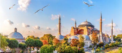Турция вводит обязательные ПЦР-тесты для путешествий внутри страны