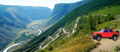Куда поехать на машине отдохнуть в России