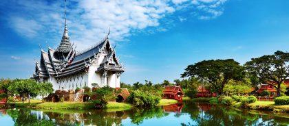 Российские путешественники смогут посетить Таиланд в январе 2022 года