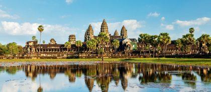 Путешественники смогут поехать в Камбоджу уже в ноябре