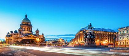 В Санкт-Петербурге пройдёт неделя бесплатных экскурсий