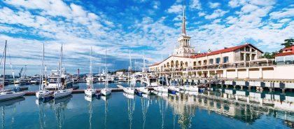 Сочи–Турция: морской круиз
