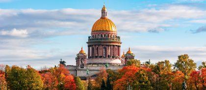 QR-коды в Санкт-Петербурге не помешают путешественникам