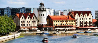 В Калининградской области для туристов открылся замок XIII века